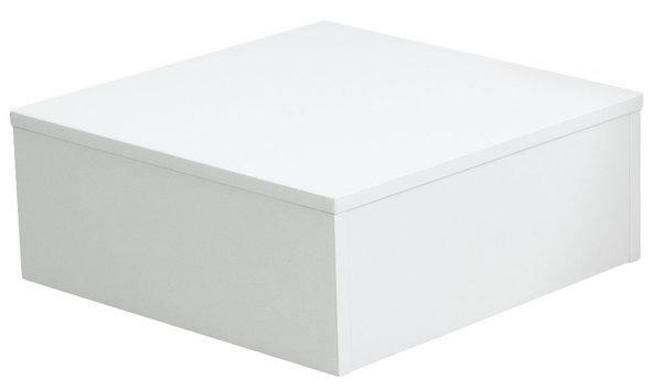 ladeneinrichtung podest f r schaufensterpuppen sockel farbe wei sperrholzshop24. Black Bedroom Furniture Sets. Home Design Ideas